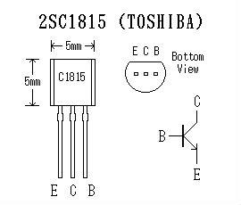 DATASHEET C1815 TRANSISTOR PDF