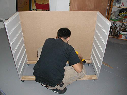 Galpon n 2 metal pesado mueble para guitarras - Mueble para herramientas ...