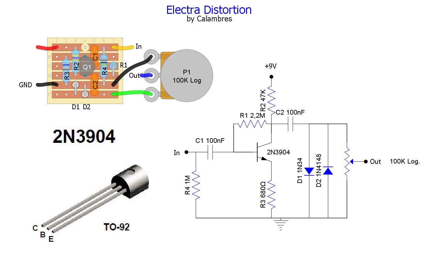 Electra Distortion on