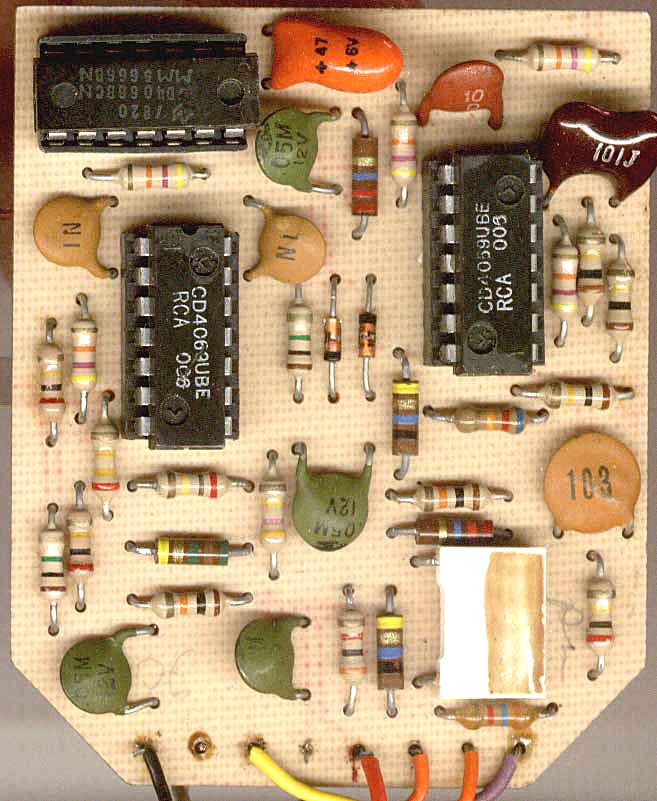DMT Custom Shop - Pedais Artesanais Mxrenvelopefilter_component