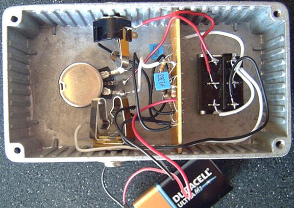 Megapost: Recopilación de Circuitos Para Guitarra Eléctric