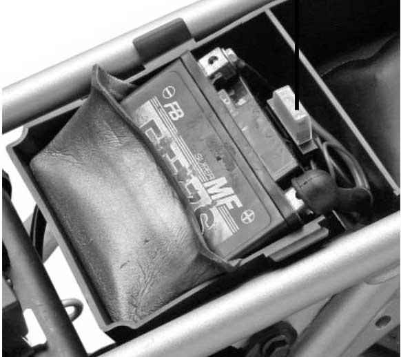 Batería de la Tango 125 Tango125