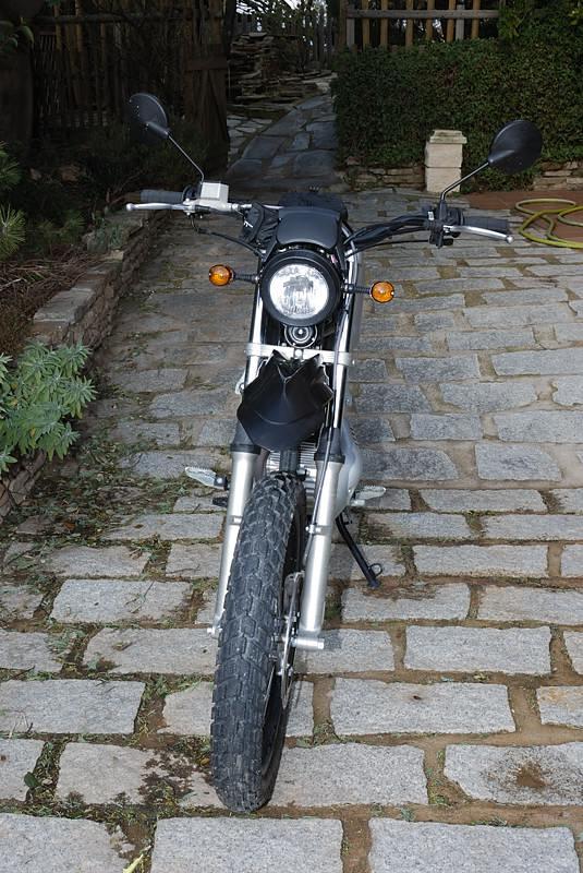 Vendo Tango 125 (Motor Yamaha) Guardabarros3
