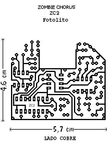 Chorus Pedal Schematic